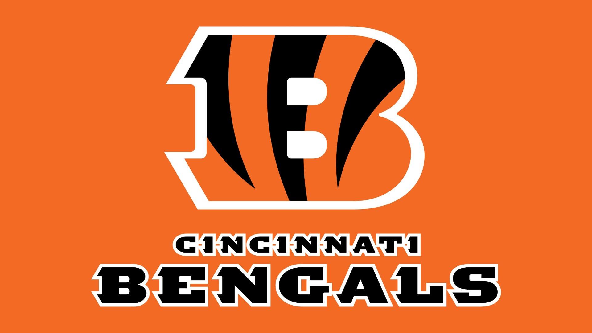 Cincinnati Bengals Logo drawing free image download