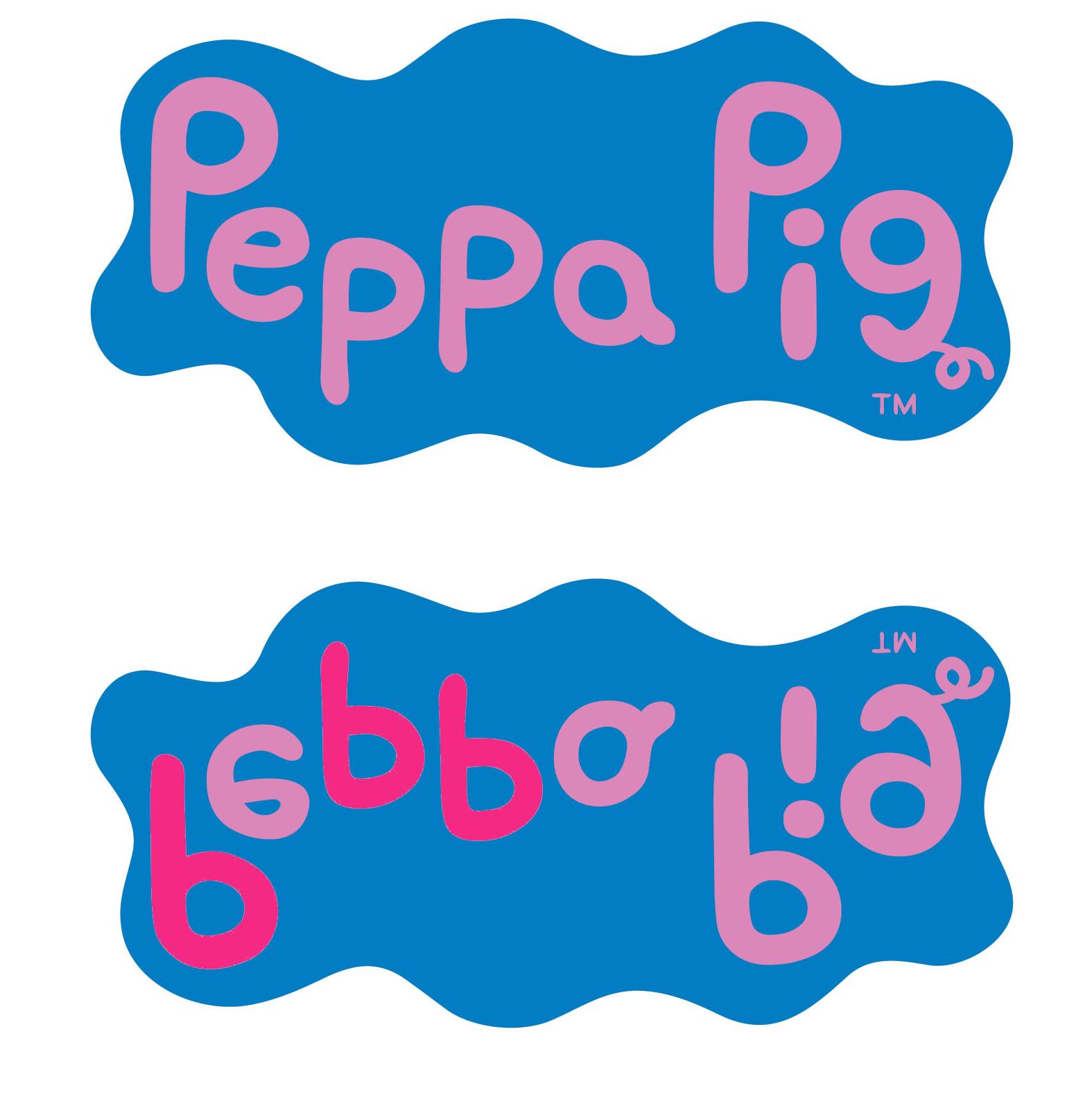 Peppa Pig Logo Free Image