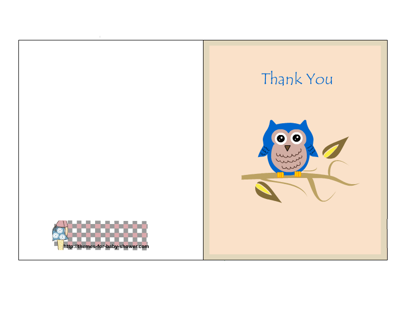 It is an image of Free Printable Thank You Cards With Photo regarding preschool