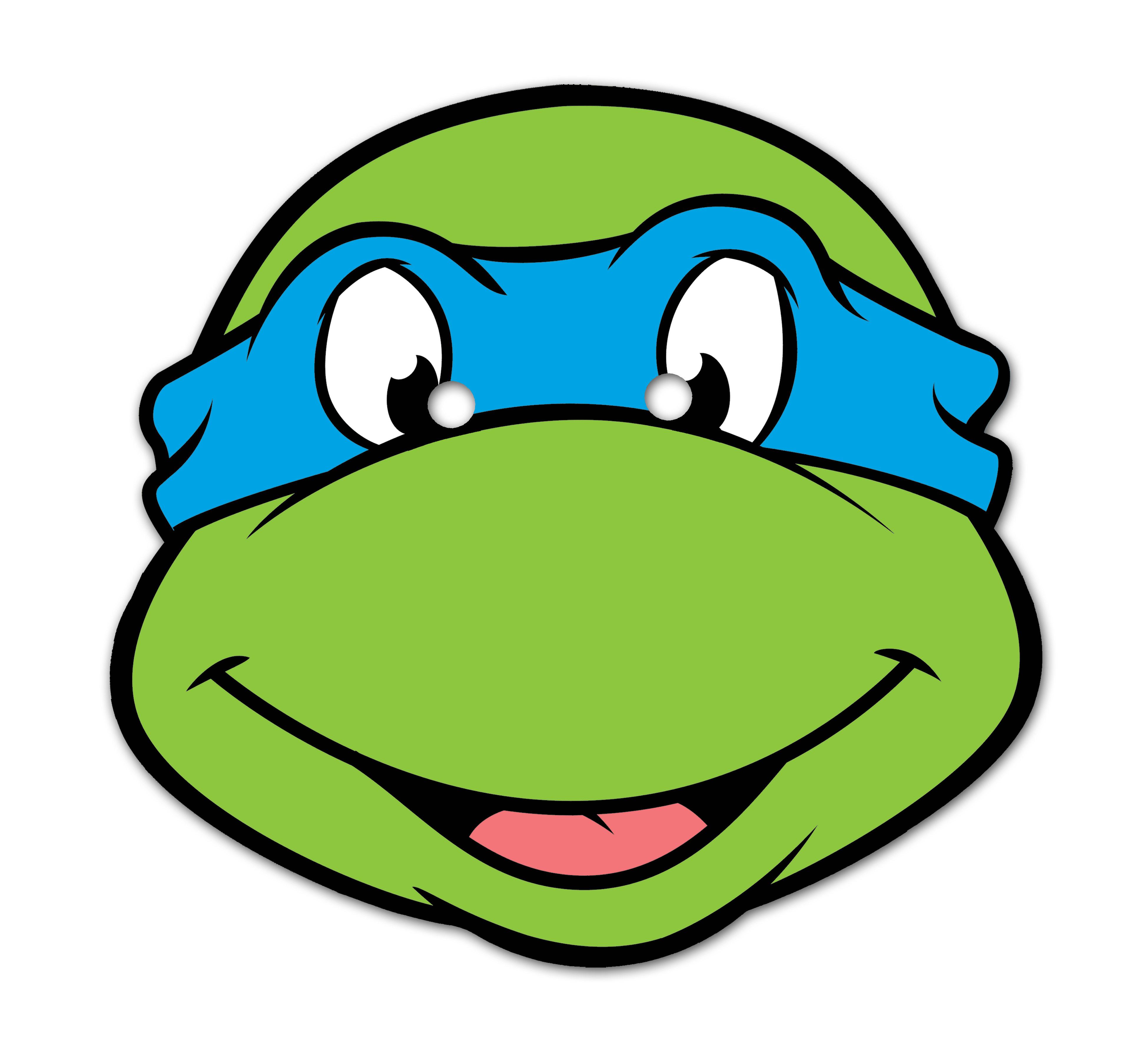 Teenage Mutant Ninja Turtle Template