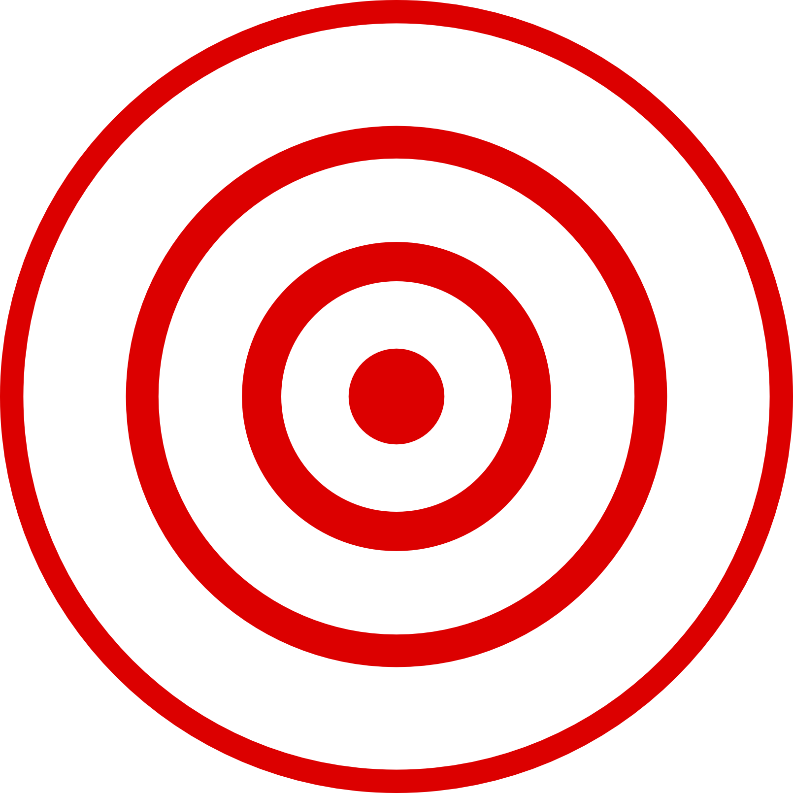 photograph relating to Printable Bullseye identified as Printable Bullseye Concentrate N3 cost-free graphic
