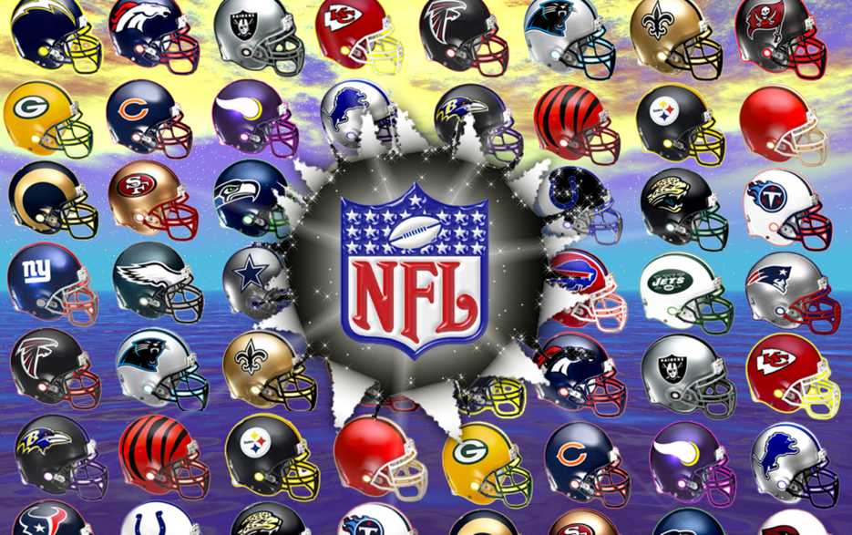 All NFL Football Teams as a Logos free image