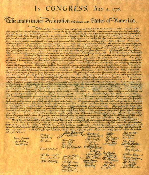 Declaration Independence N2 free image