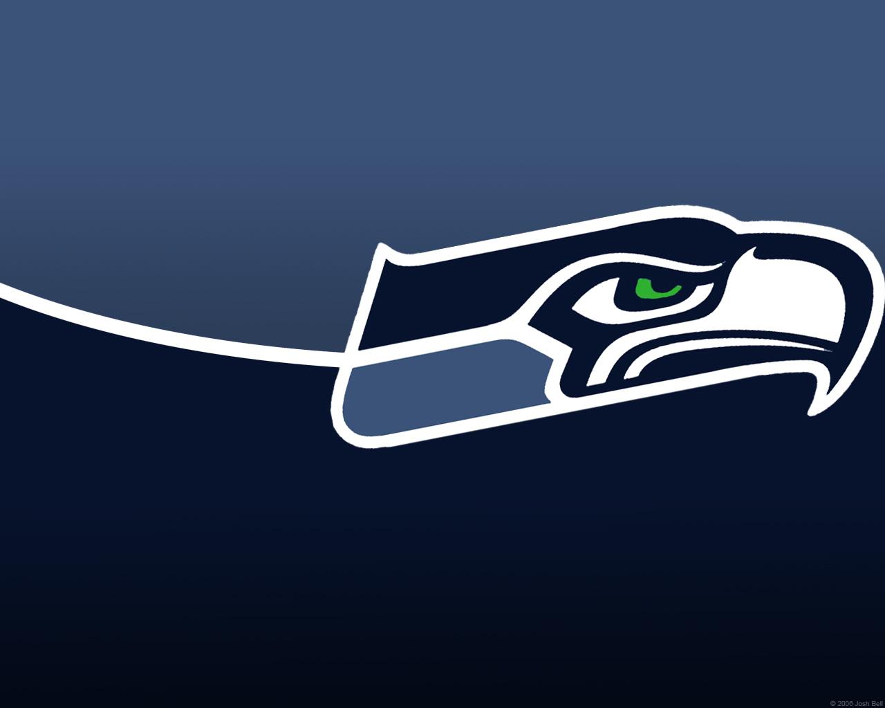 Team Logo Of Seattle Seahawks Free Image