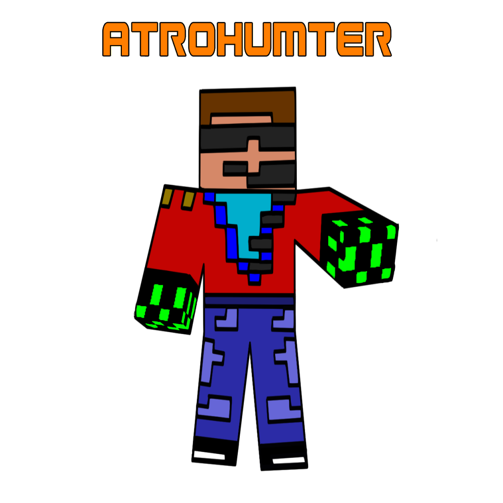 Cartoon Minecraft Skins free image