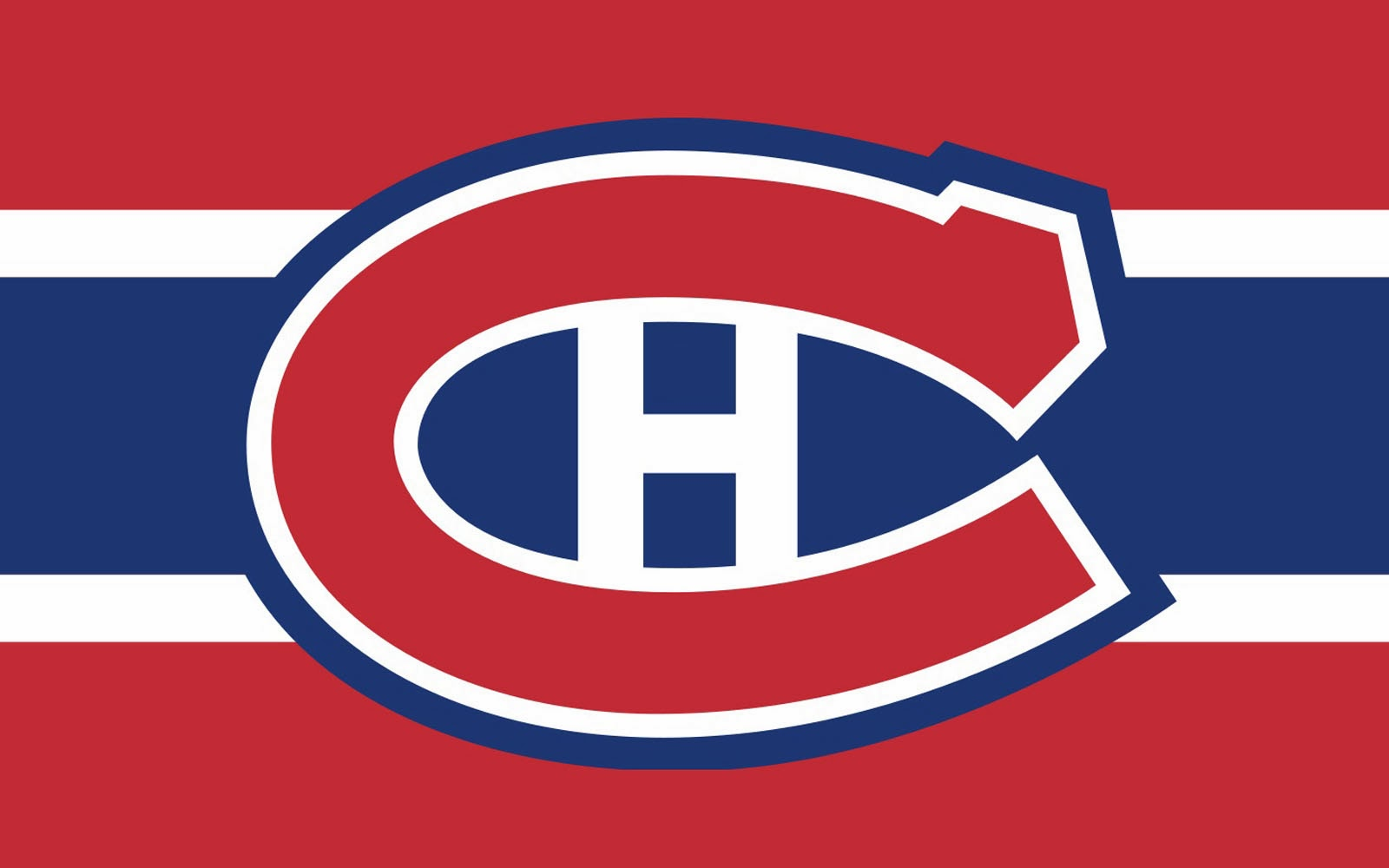 Clipart Of The Montreal Canadiens Logo Free Image