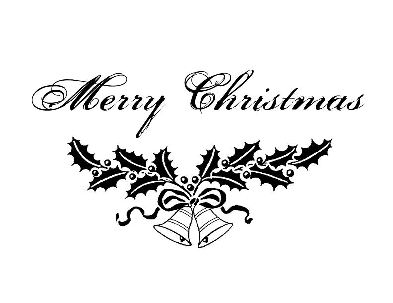 merry christmas clip art black white n3 free image merry christmas clip art black white n3 free image