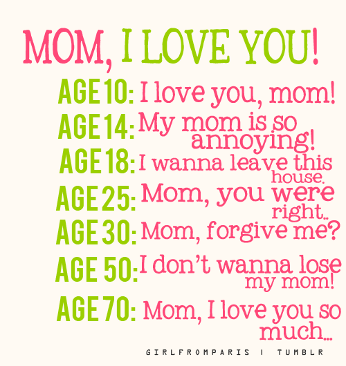 I Love You Mom Quotes N2 free image