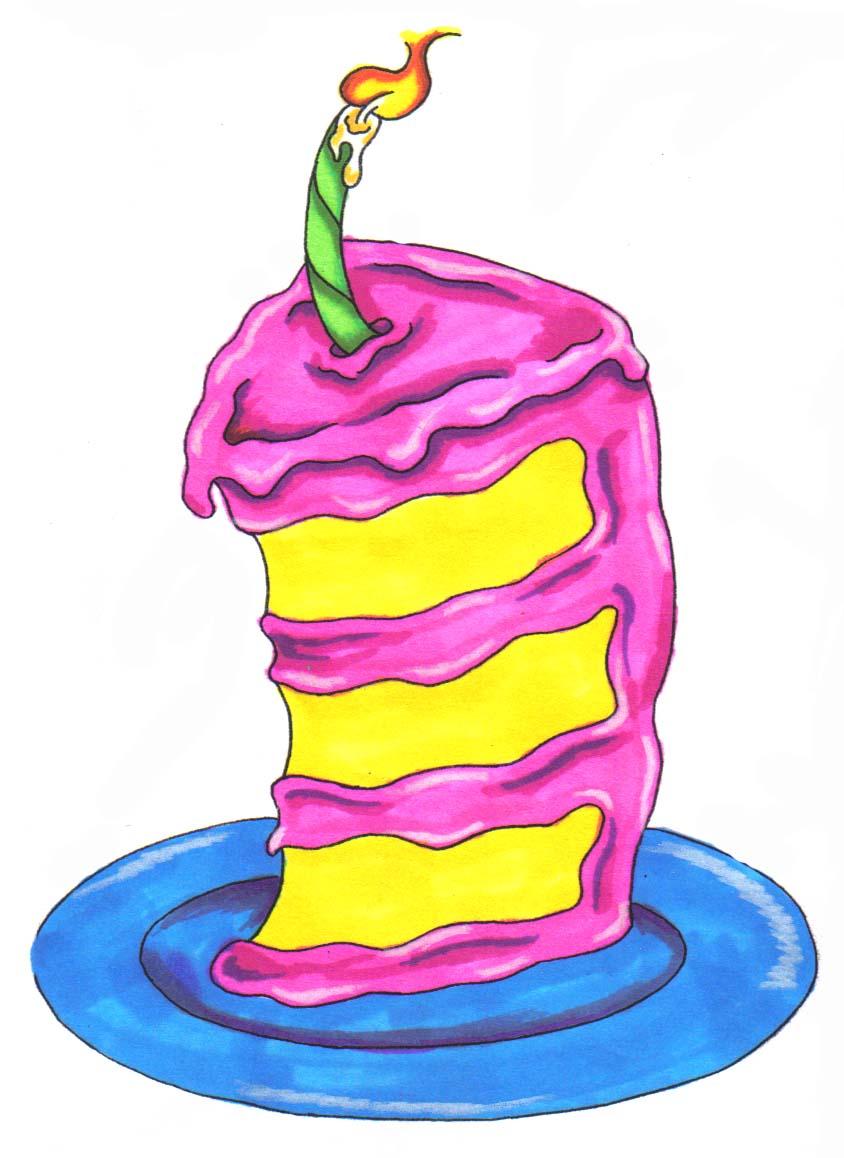 Tremendous Birthday Cake Emoticon Facebook Drawing Free Image Personalised Birthday Cards Vishlily Jamesorg
