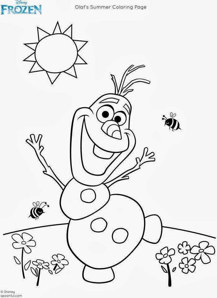 Dibujos De Frozen El Reino Del Hielo Para Colorear E