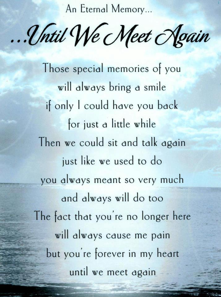 Poem we miss you 2021 Most