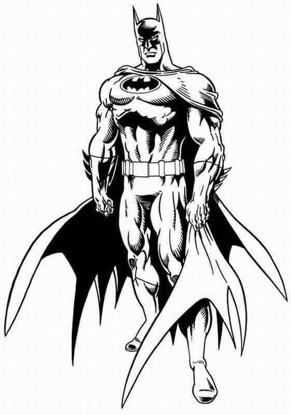 Coloriage Batman Gratuit.Coloriage Batman La Releve A Imprimer Gratuit Free Image