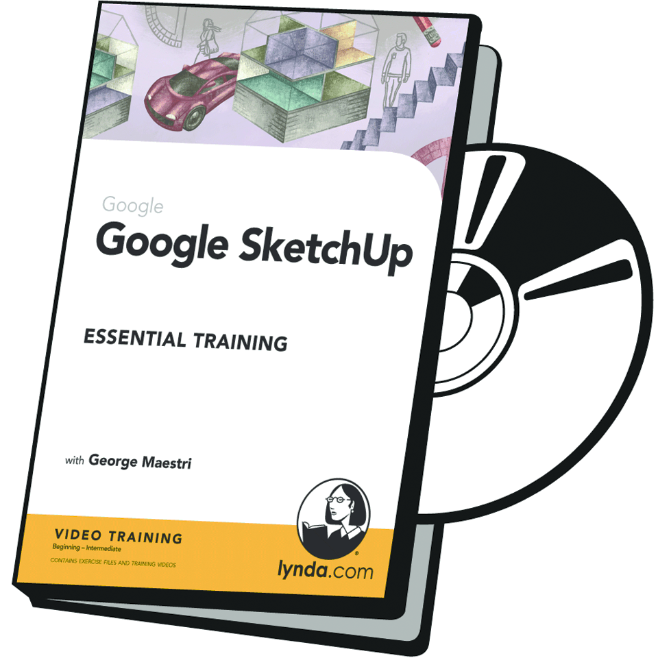 3D gt Lyndacom Google SketchUp Essential Training With