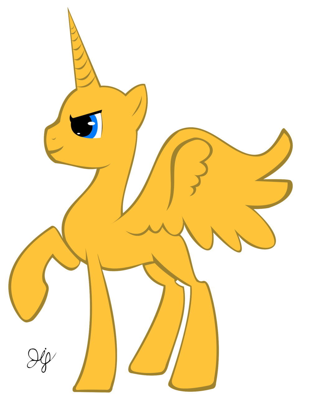 Mlp Male Alicorn Base Free Image