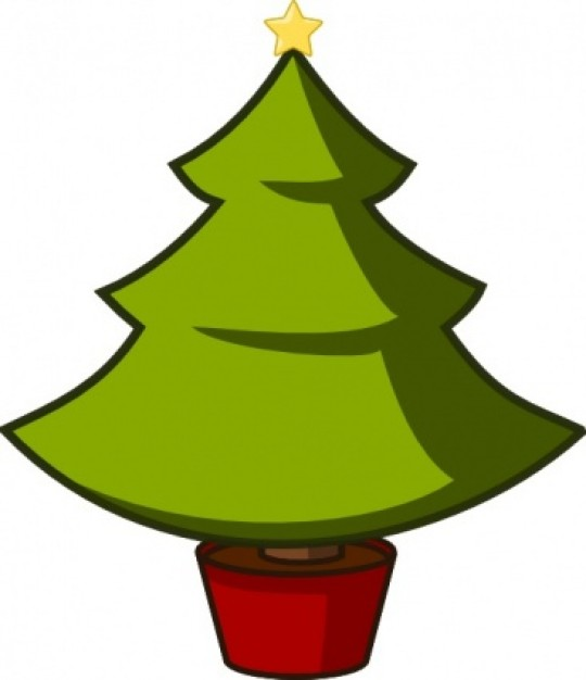 Weihnachtsbaum Clipart.Weihnachtsbaum Clip Art Kostenlose Vektoren Free Image