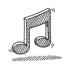 Music Note Symbol Drawing Free Image