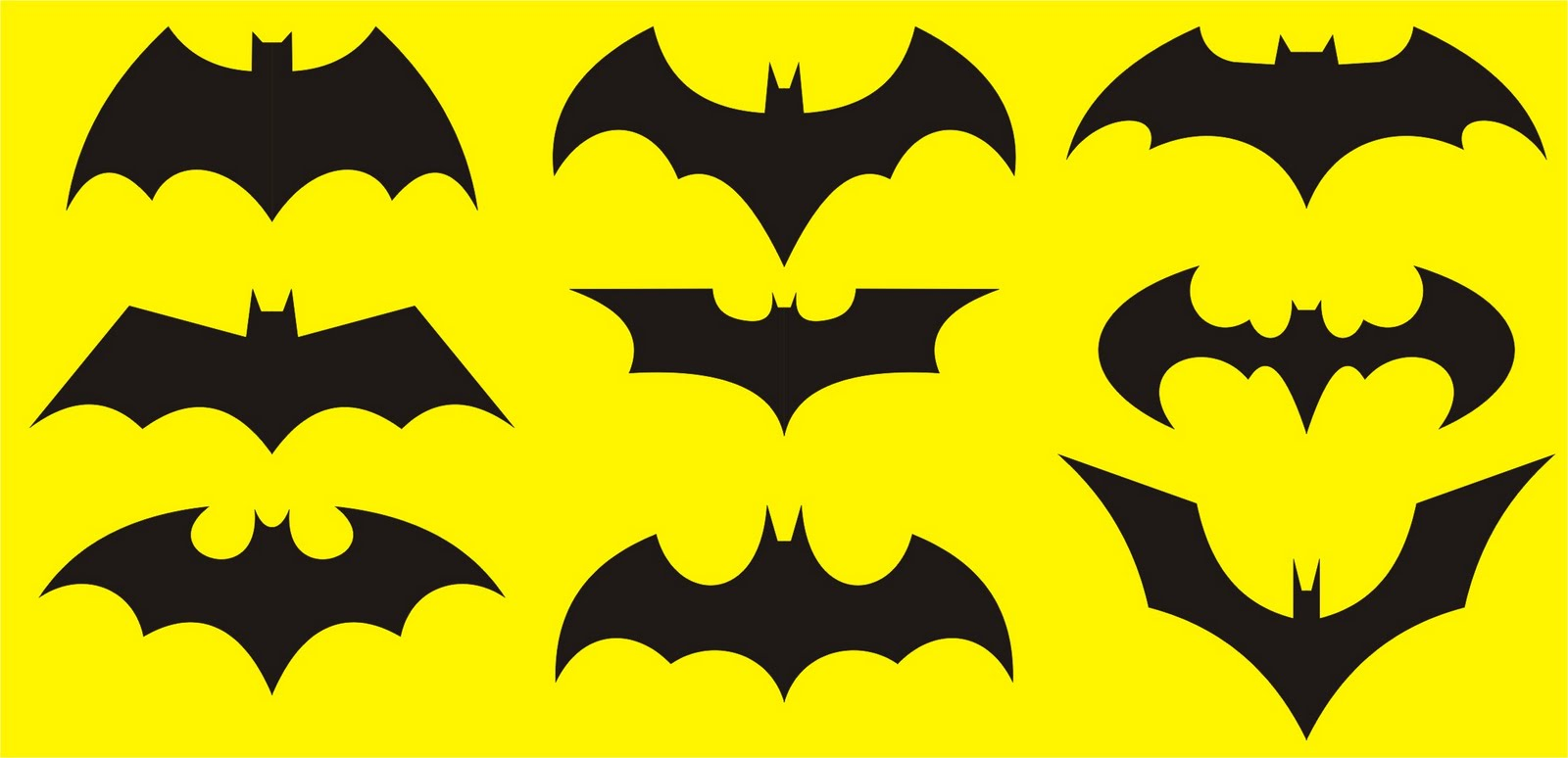15 Batman Simbolo Frees That You Can Download To Computer Free Image