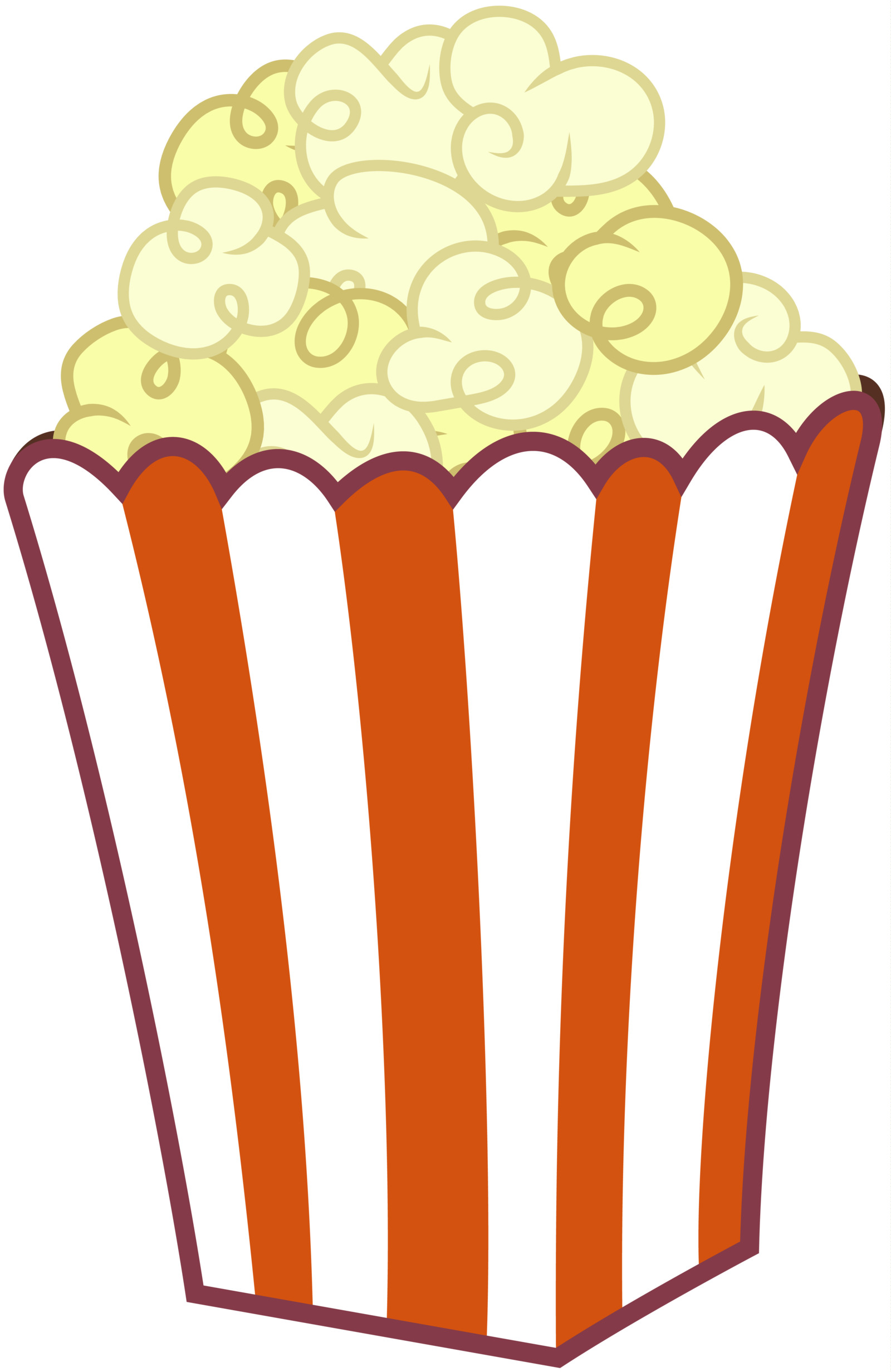Popcorn bag. Mlp resource of by