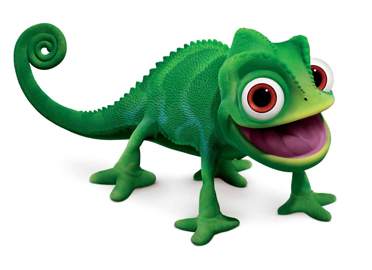 Green reptile as a picture for clipart free image download