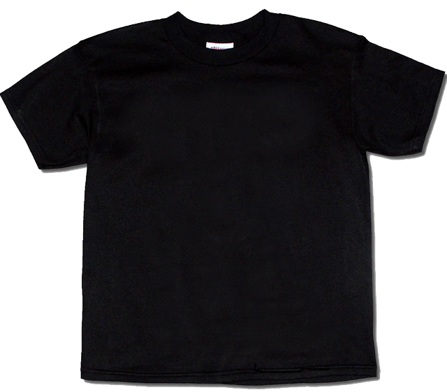 Blank Black T Shirt Design Free Vector Download