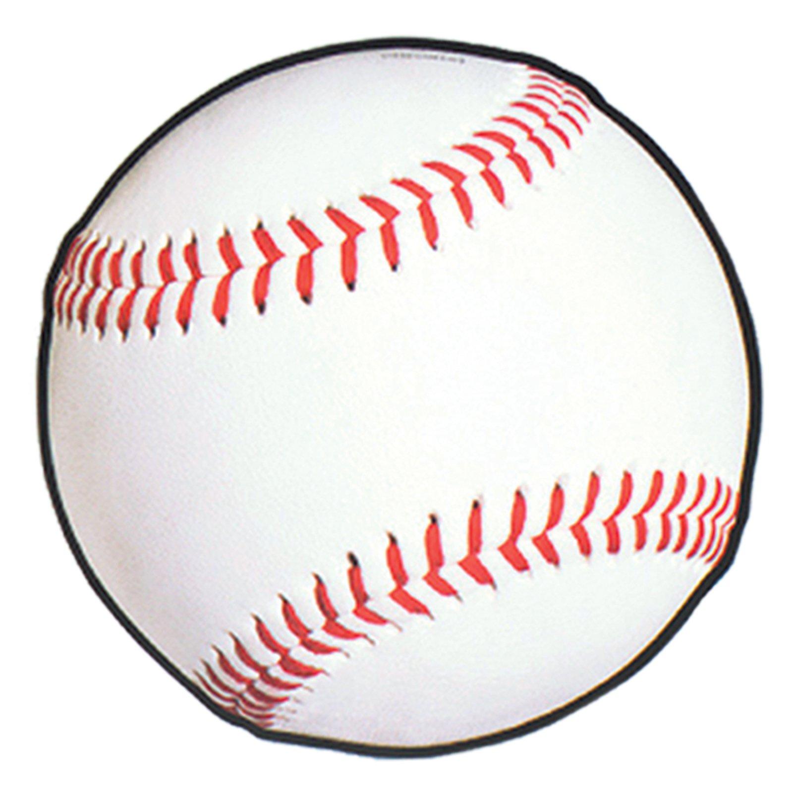 Baseball ball. Vector panda free images