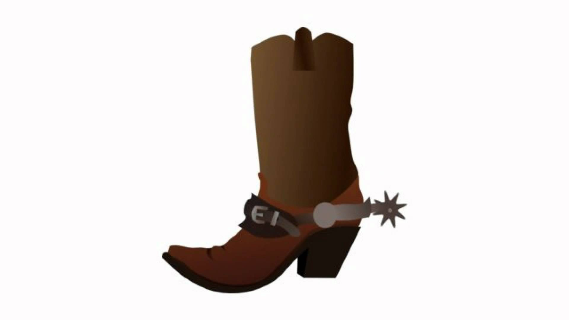 Cowboy Boot Spurs Sound Effect Youtube free image