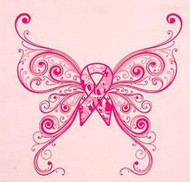Pink Ribbon Tattoo Tattoos And Just Ribbons Pinterest Free Image
