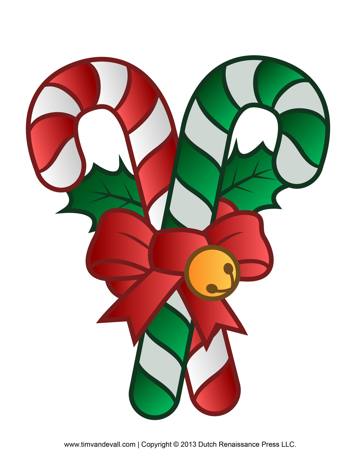 picture regarding Candy Cane Template Printable named Totally free Sweet Cane Template Printables Crafts Decorations