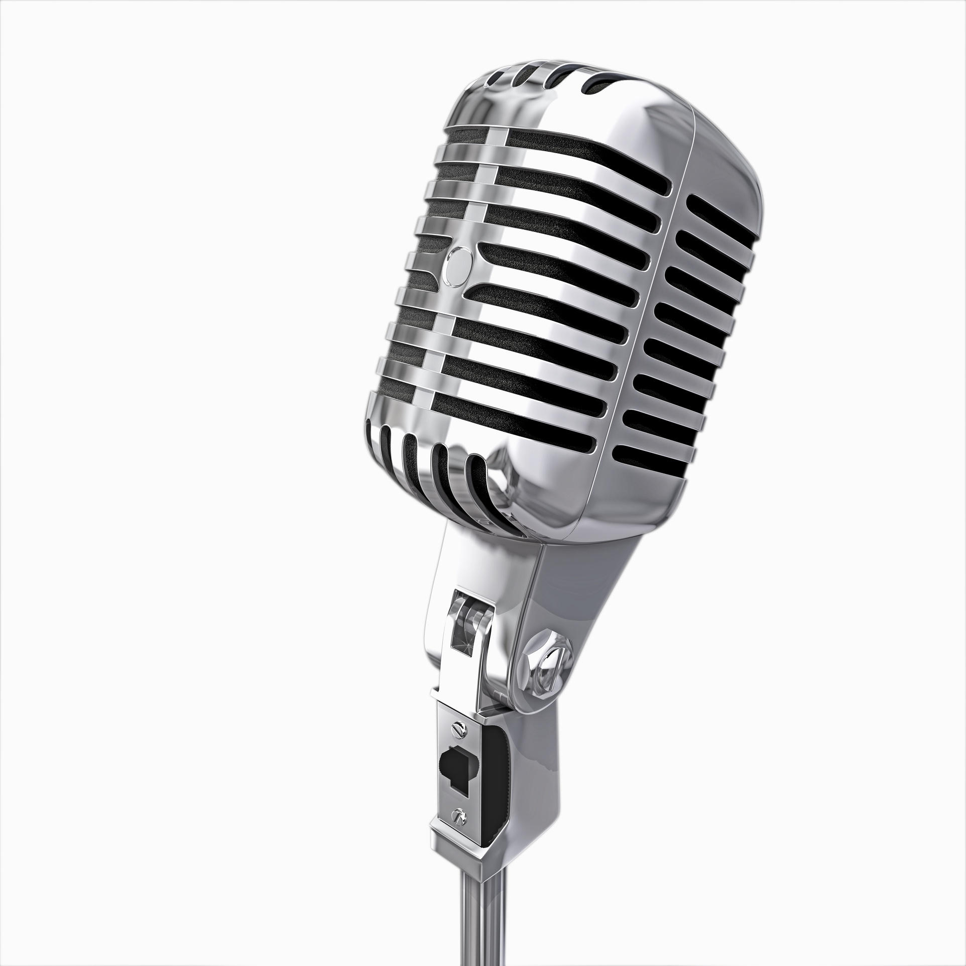 Old Grey Microphone Drawing Free Image Mic full sleeve tattoo design | busbones. https pixy org 4409533
