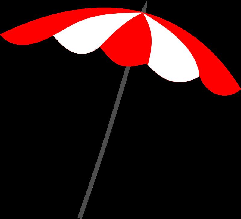 Beach simple. For a umbrella you