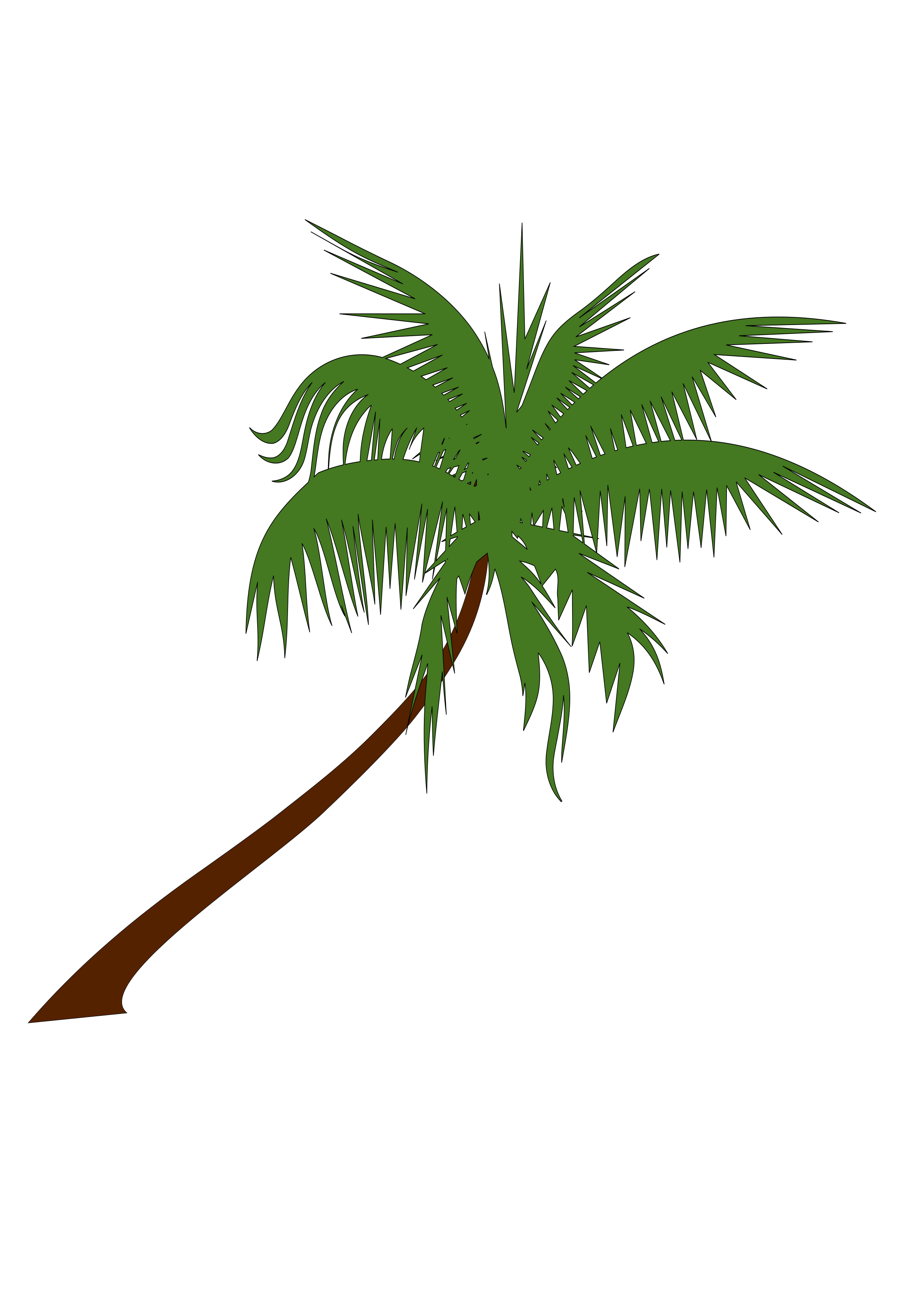10 Coconut Tree Png Frees That You Can Download To clipart