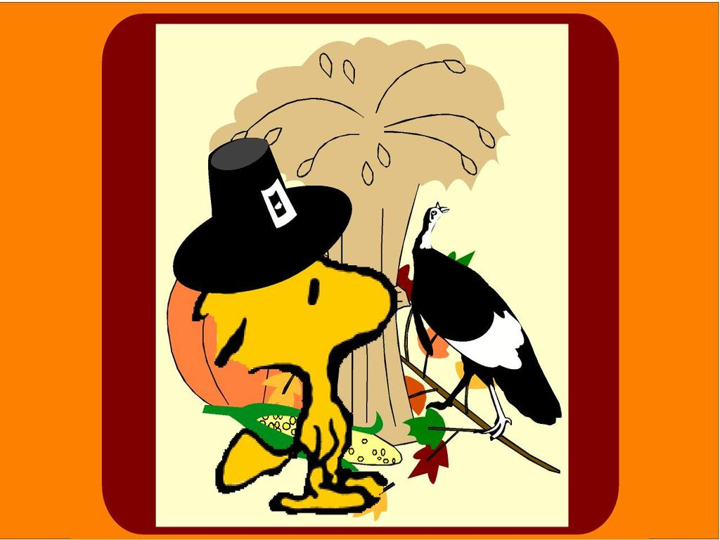 Snoopy Thanksgiving Wallpapers Free Image
