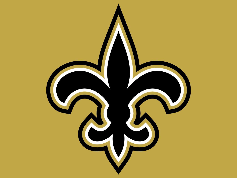 New Orleans Saints Logo Drawing Free Image