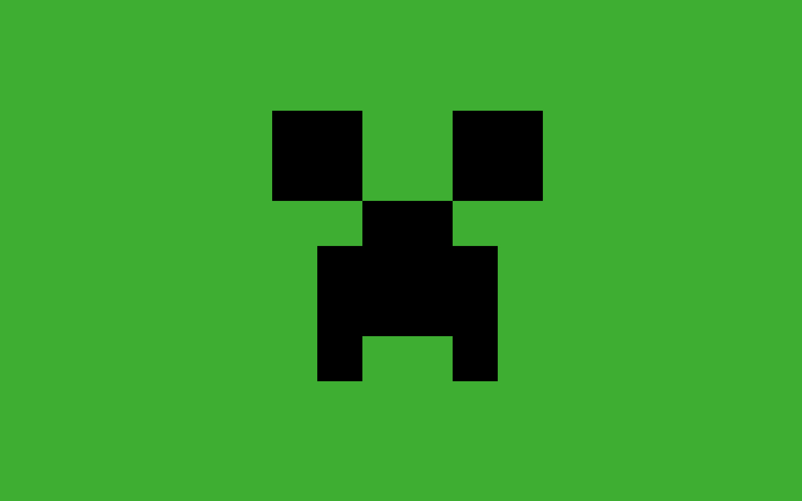 Clipart Of The Minecraft Creeper Wallpaper Free Image