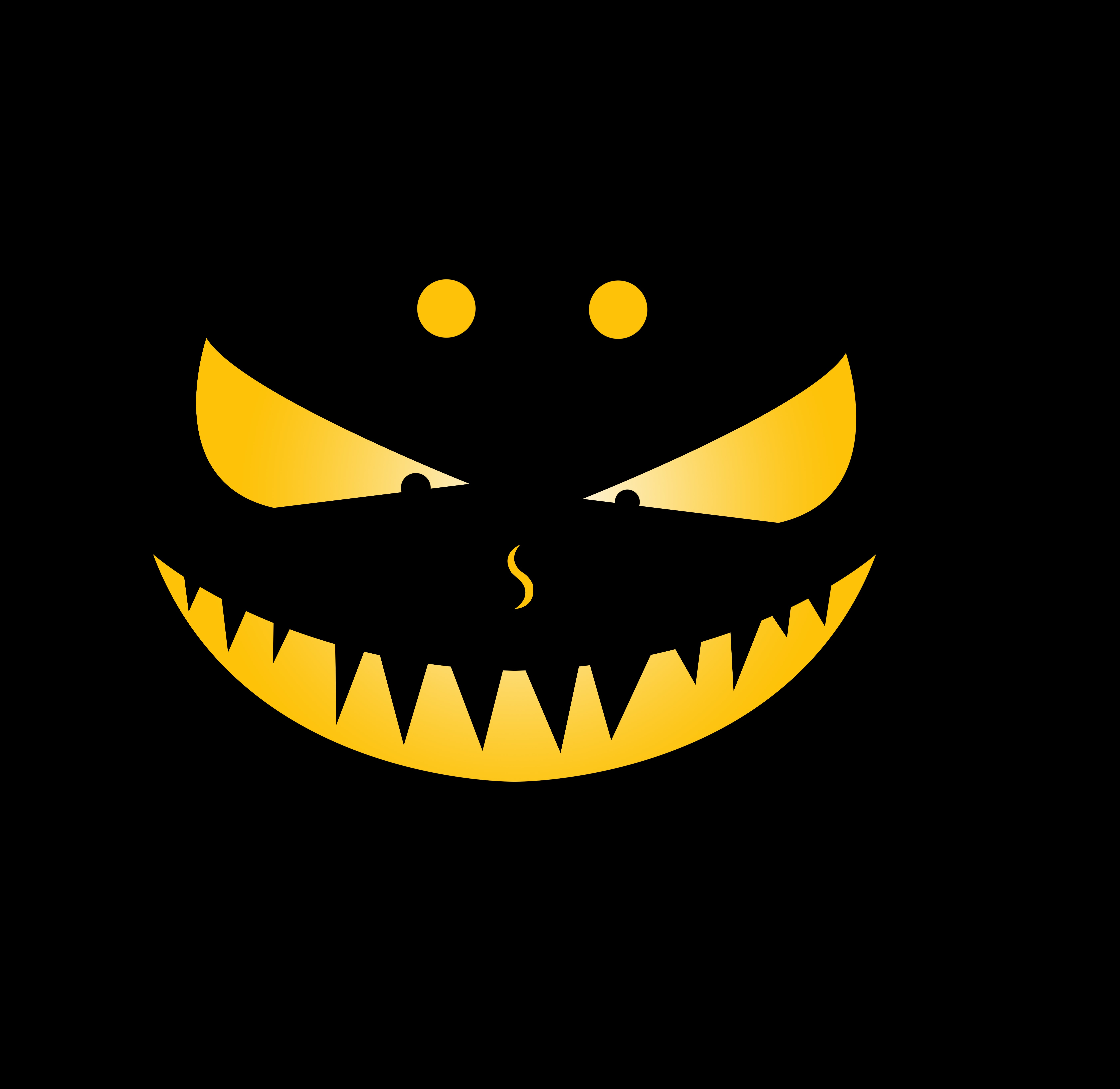 Image Smile Big Teeth - Evil Smile Png Clipart - Full Size Clipart  (#712266) - PinClipart