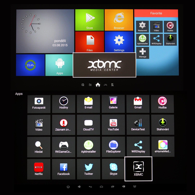 F-Security 4K Ultra HD 4k2k OTT TV BOX Android TV BOX
