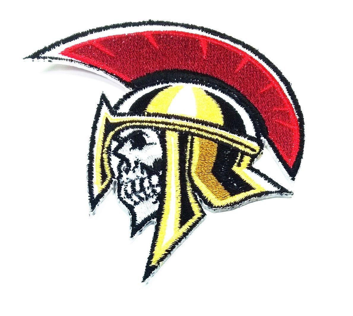 Helmet Combatant Warrior Military Knight Master Skull Ghost