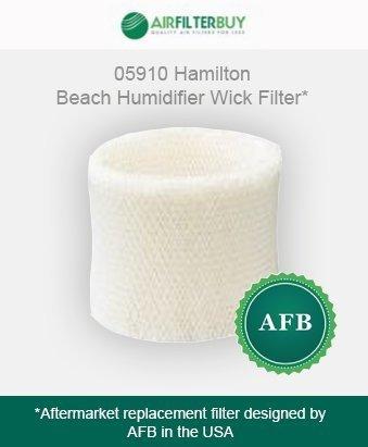 Humidifier Filter for Hamilton Beach 05910