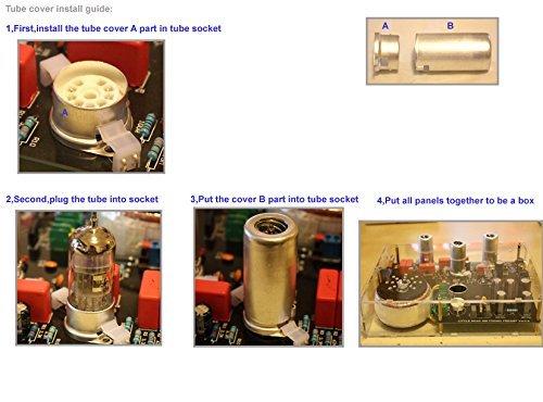 Toroidal Transformer Little bear T10 Pro 6N2 tube valve