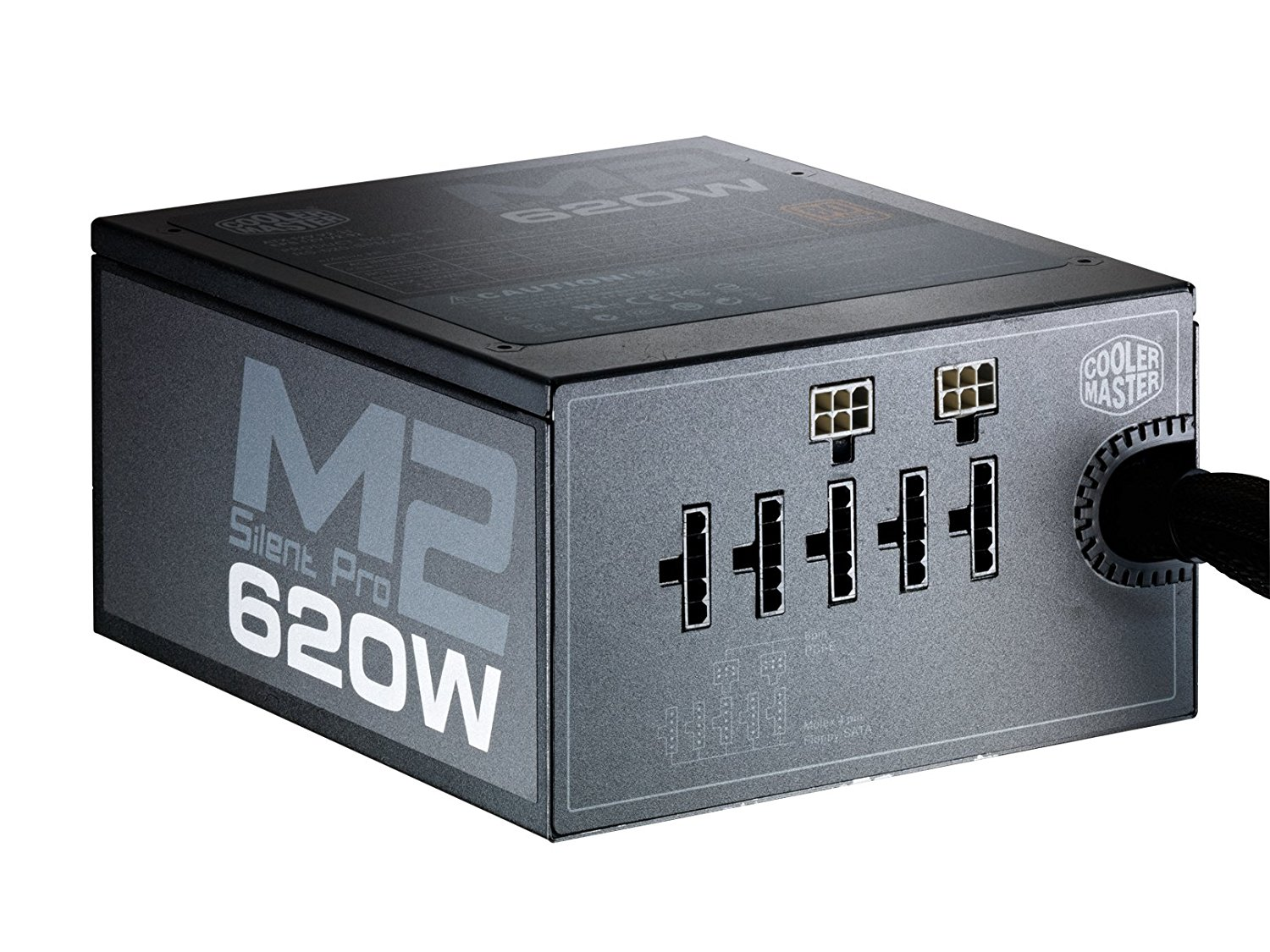 Cooler Master Silent Pro M2 1500w 80 Plus Silver Power Supply With