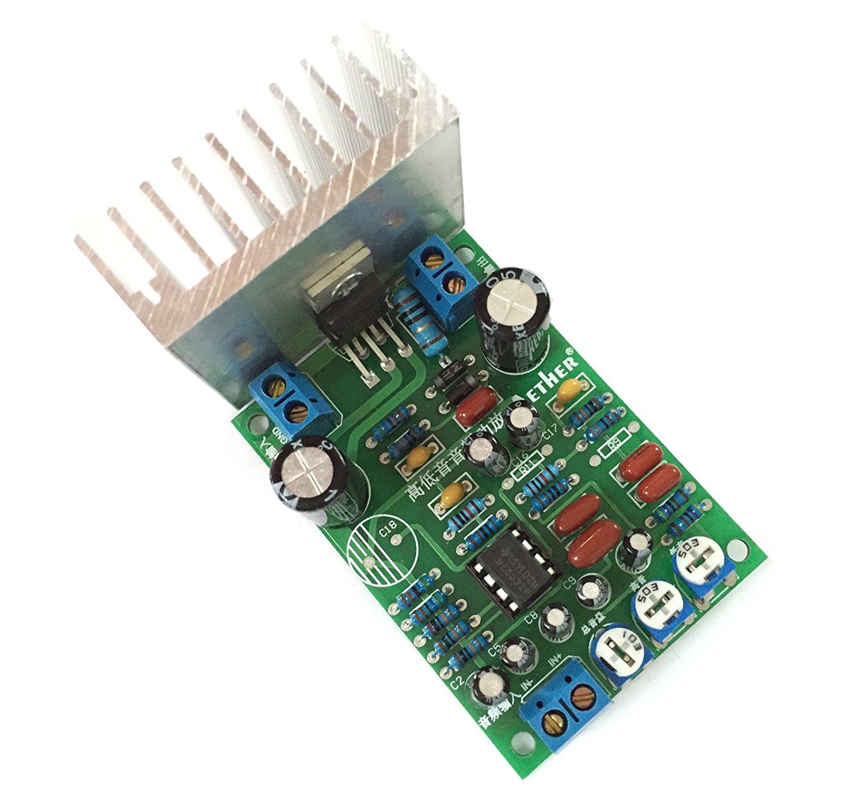 Qianson LM1875 30W Mono Subwoofer Audio Power Amplifier