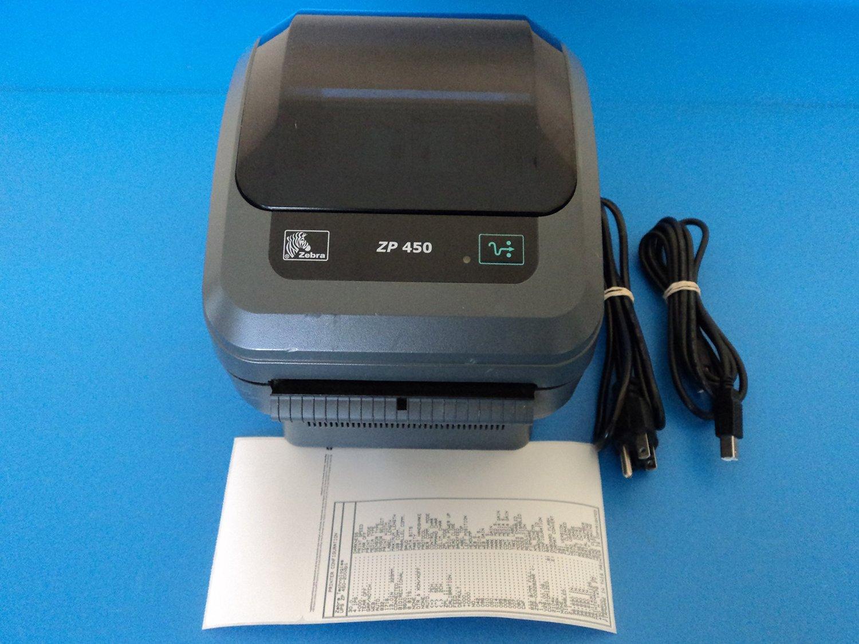 Zebra Zp 450 Printer