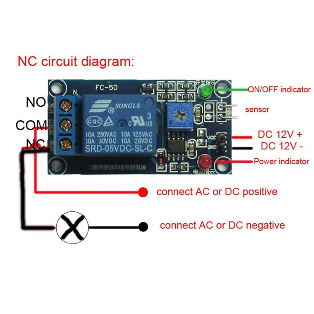 Geree 12v Soil Humidity Sensor Controller Module Automatic Watering Circuit Diagram N2