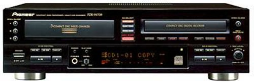 Pioneer PD-F1007 301-CD GIGA Changer Discontinued by Manufacturer
