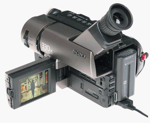 Sony CCDTRV43 18x Optical Zoom 330x Digital Zoom Hi8