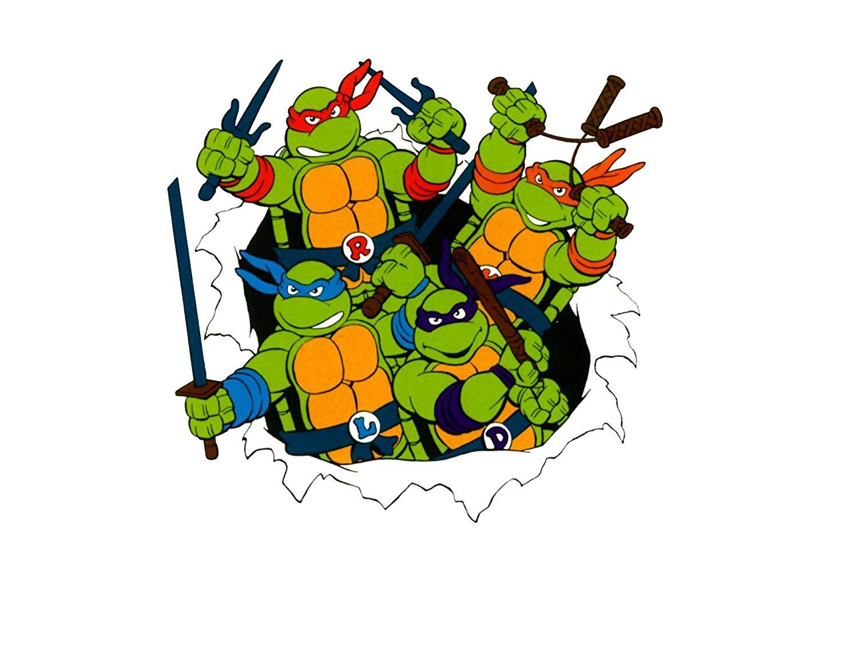 Teenage Mutant Ninja Turtles 90s TMNT Edible Image Photo