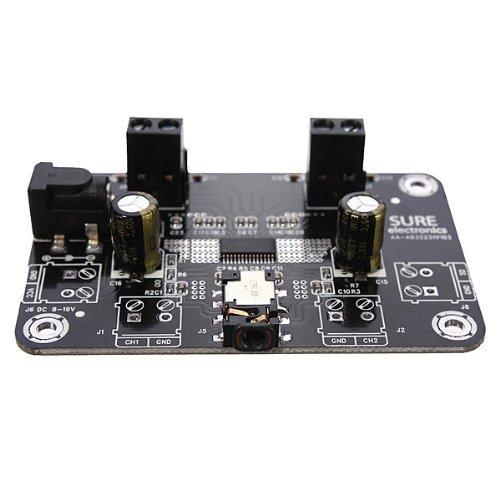 TOOGOO(R) 2 X 8 Watt 6 Ohm Class D Audio Amplifier Board
