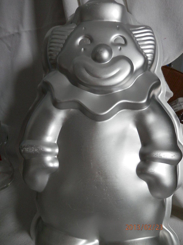 Retired Wilton Circus Clown Cake Pan, 2105-9401, Rare Clown