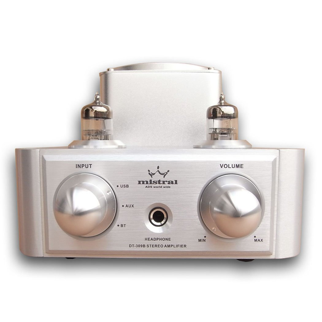 Mistral DT-309B Hybrid Tube Amplifier with Bluetooth 4 0