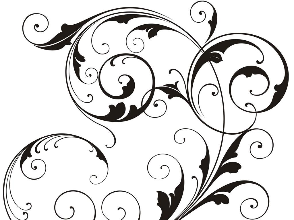 Multi Swirl Black Clip Art at Clker.com - vector clip art online, royalty  free & public domain
